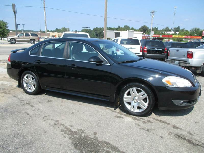 2010 Chevrolet Impala for sale at Henderson Auto Sales in Poplar Bluff MO