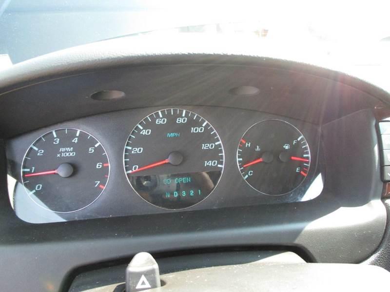 2010 Chevrolet Impala for sale at Henderson Auto Sales in Poplar Bluff MO