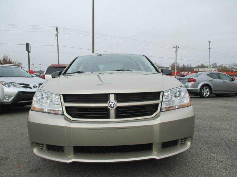 2009 Dodge Avenger for sale at Henderson Auto Sales in Poplar Bluff MO