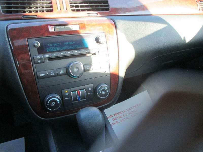 2007 Chevrolet Impala for sale at Henderson Auto Sales in Poplar Bluff MO