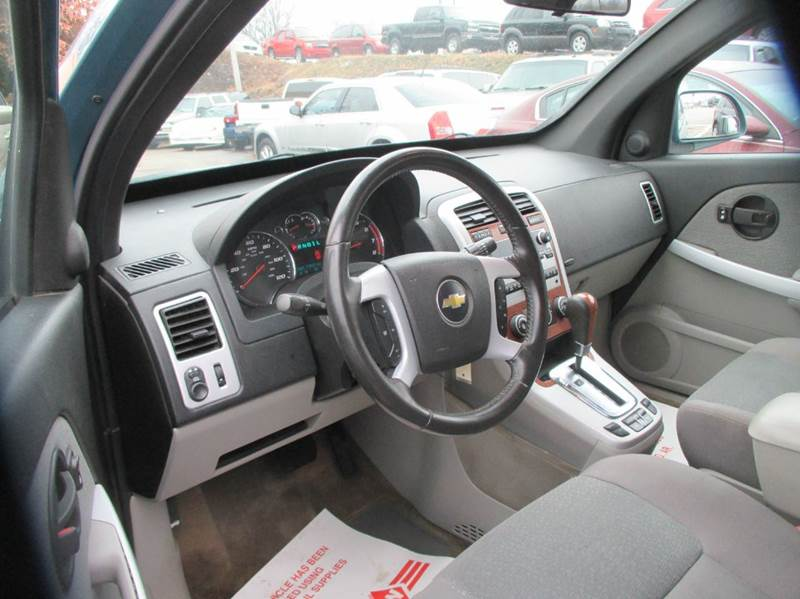 2008 Chevrolet Equinox for sale at Henderson Auto Sales in Poplar Bluff MO