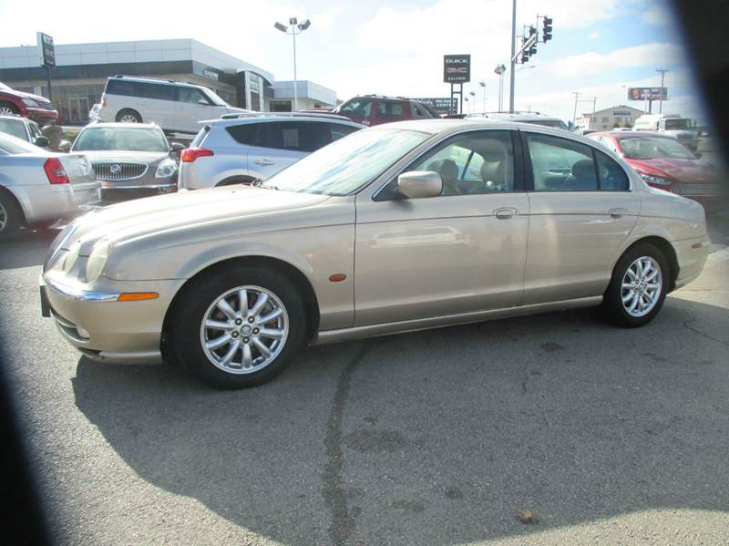 2001 Jaguar S-Type for sale at Henderson Auto Sales in Poplar Bluff MO