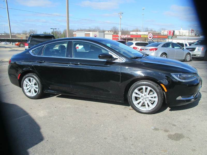 2015 Chrysler 200 for sale at Henderson Auto Sales in Poplar Bluff MO