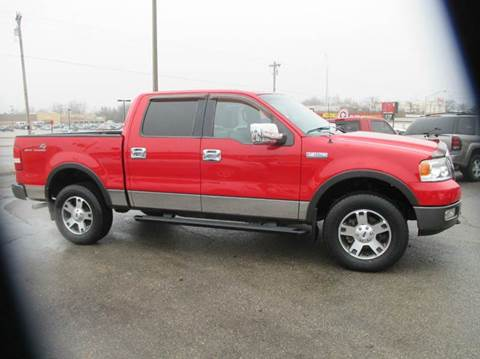 2005 Ford F-150 for sale at Henderson Auto Sales in Poplar Bluff MO