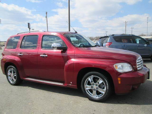 2008 Chevrolet HHR for sale at Henderson Auto Sales in Poplar Bluff MO