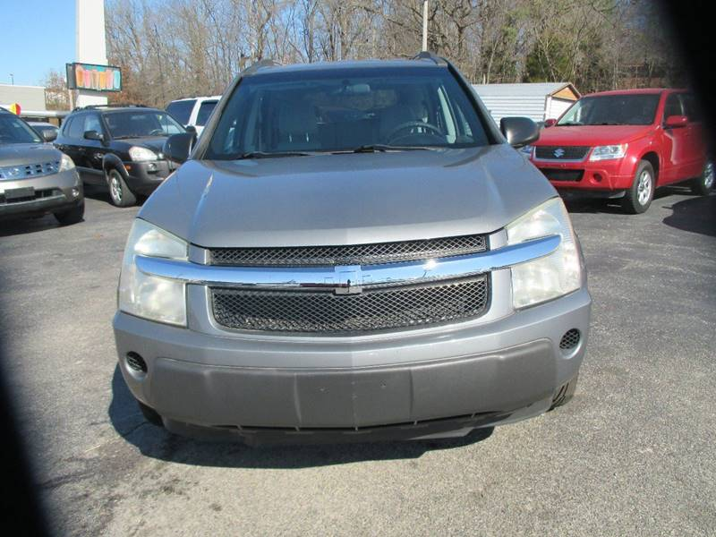 2006 Chevrolet Equinox for sale at Henderson Auto Sales in Poplar Bluff MO