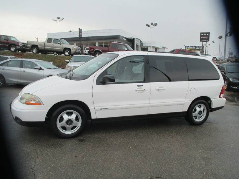 2003 Ford Windstar for sale at Henderson Auto Sales in Poplar Bluff MO