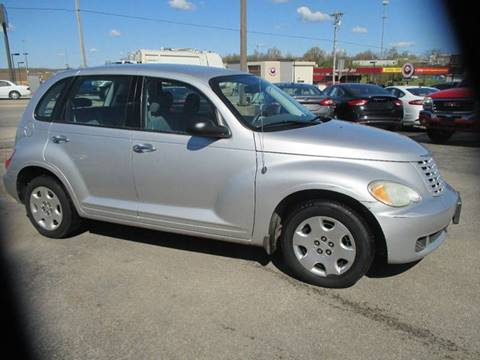2008 Chrysler PT Cruiser for sale at Henderson Auto Sales in Poplar Bluff MO