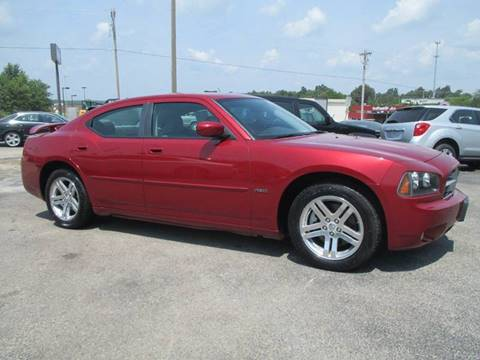 2006 Dodge Charger for sale at Henderson Auto Sales in Poplar Bluff MO