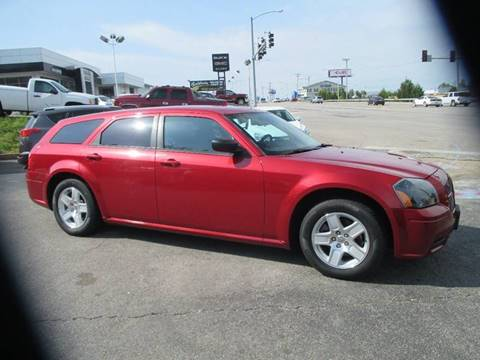 2007 Dodge Magnum for sale at Henderson Auto Sales in Poplar Bluff MO