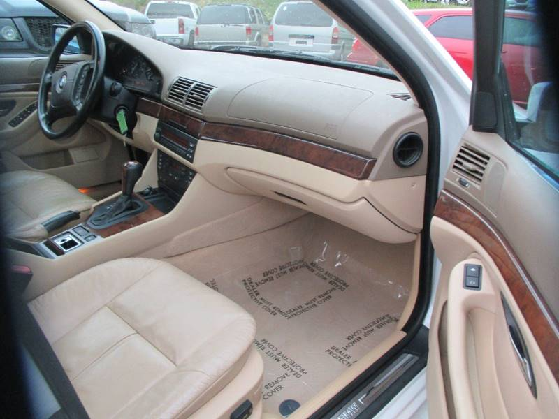2001 BMW 5 Series for sale at Henderson Auto Sales in Poplar Bluff MO