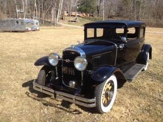 1931 Buick Roadmaster for sale at Hartley Auto Sales & Service in Milton VT