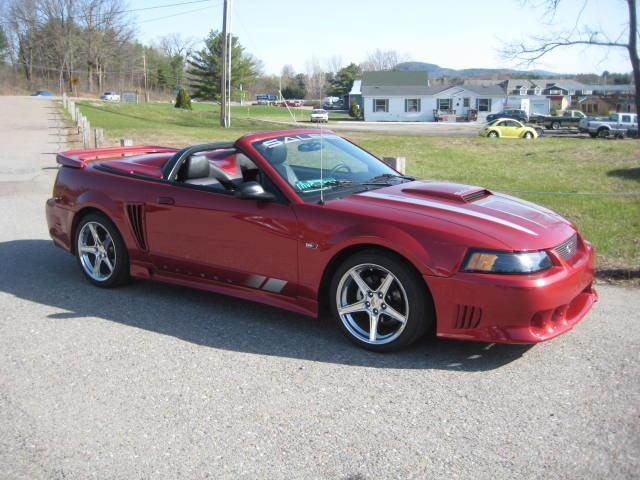 2004 Ford Mustang for sale at Hartley Auto Sales & Service in Milton VT