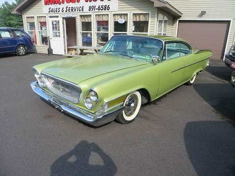 1961 Dodge Pioneer for sale at Hartley Auto Sales & Service in Milton VT