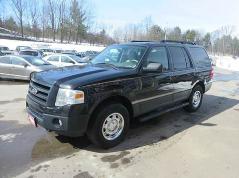 2012 Ford Expedition for sale at Hartley Auto Sales & Service in Milton VT