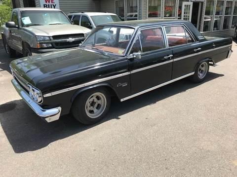 1966 AMC Rambler for sale at Hartley Auto Sales & Service in Milton VT