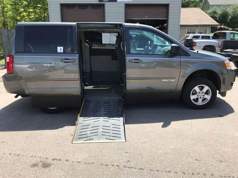 2010 Dodge Grand Caravan for sale at Hartley Auto Sales & Service in Milton VT