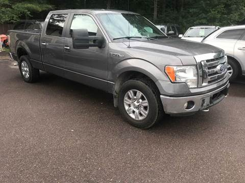 2010 Ford F-150 for sale at Hartley Auto Sales & Service in Milton VT
