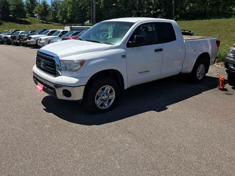 2010 Toyota Tundra for sale at Hartley Auto Sales & Service in Milton VT