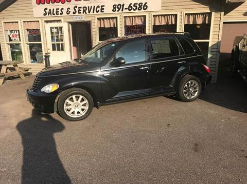 2007 Chrysler PT Cruiser for sale at Hartley Auto Sales & Service in Milton VT