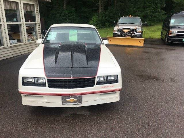 1987 Chevrolet Monte Carlo SS 2dr Coupe In Milton VT