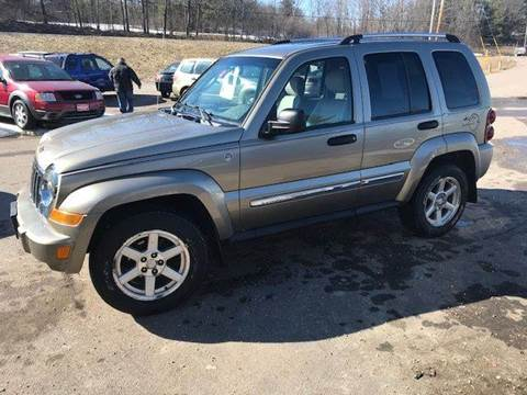 2007 Jeep Liberty for sale in Milton, VT