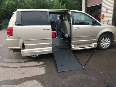 2014 Dodge Grand Caravan for sale in Milton, VT