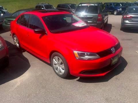 2012 Volkswagen Jetta for sale in Milton, VT