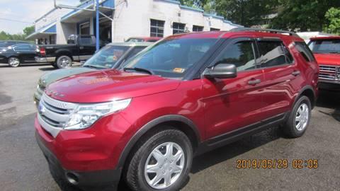 2013 Ford Explorer for sale in Morgantown, WV