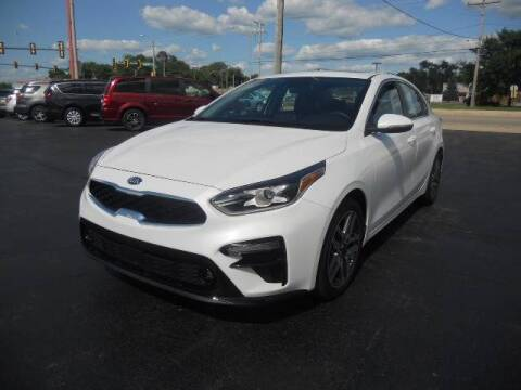 2019 Kia Forte for sale at Windsor Auto Sales in Loves Park IL