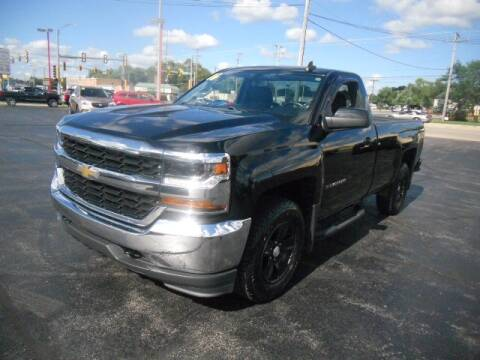 2016 Chevrolet Silverado 1500 for sale at Windsor Auto Sales in Loves Park IL