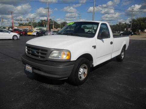2002 Ford F-150 for sale in Loves Park, IL