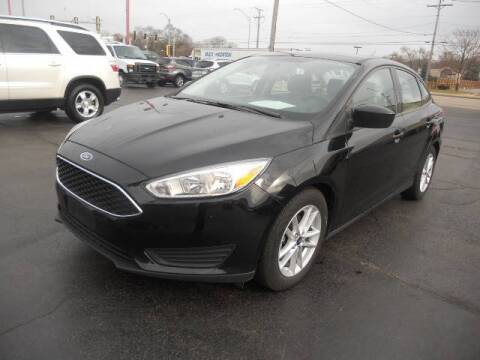 2018 Ford Focus for sale at Windsor Auto Sales in Loves Park IL