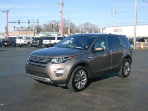 2017 Land Rover Discovery Sport for sale at Windsor Auto Sales in Loves Park IL
