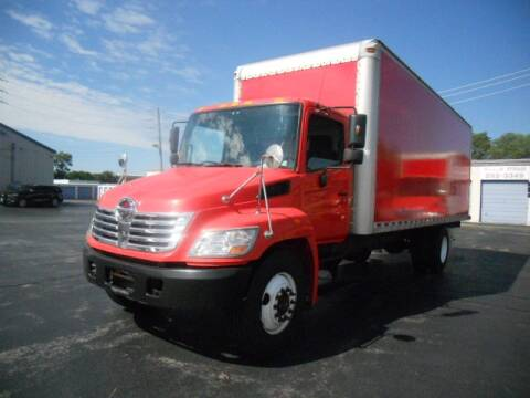 2010 Hino 268 for sale at Windsor Auto Sales in Loves Park IL