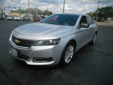 2016 Chevrolet Impala for sale at Windsor Auto Sales in Loves Park IL