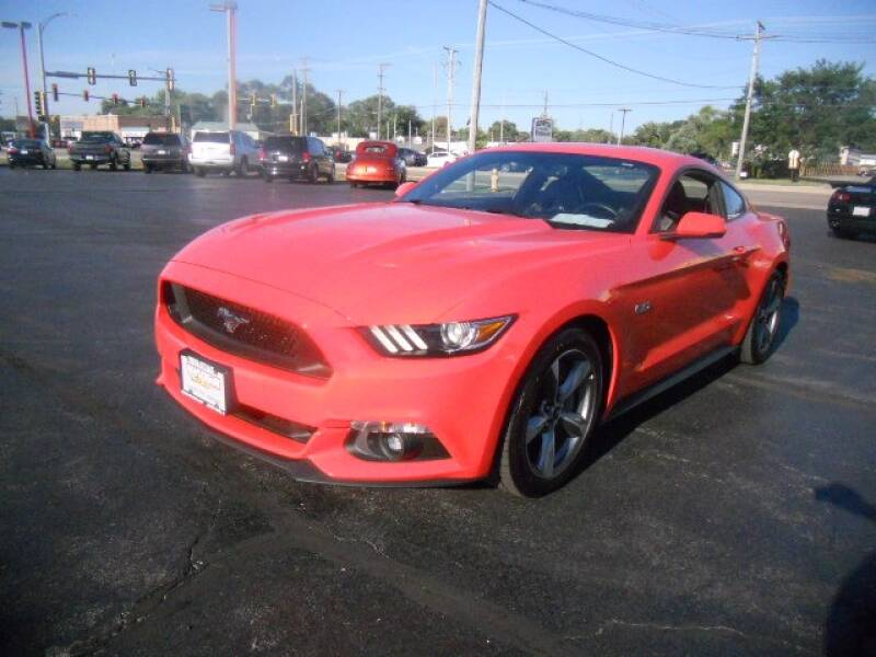 2016 Ford Mustang for sale at Windsor Auto Sales in Loves Park IL