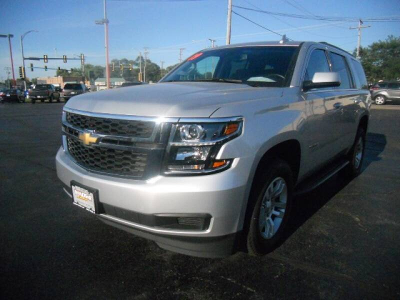 2019 Chevrolet Tahoe for sale at Windsor Auto Sales in Loves Park IL