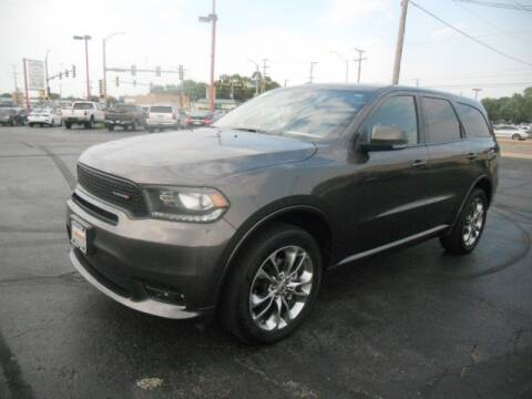2019 Dodge Durango for sale at Windsor Auto Sales in Loves Park IL