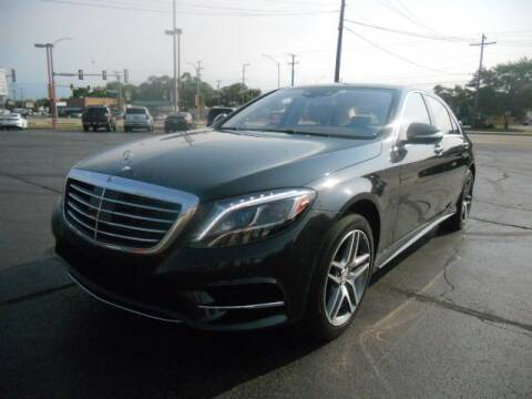 2015 Mercedes-Benz S-Class for sale at Windsor Auto Sales in Loves Park IL