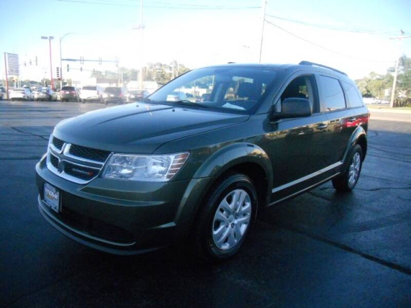 2016 Dodge Journey for sale at Windsor Auto Sales in Loves Park IL