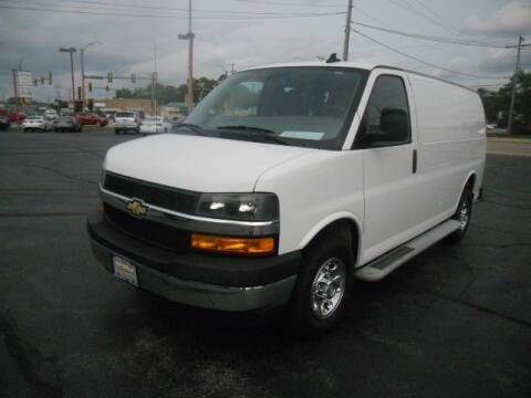 2019 Chevrolet Express Cargo for sale at Windsor Auto Sales in Loves Park IL