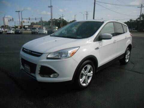 2015 Ford Escape for sale at Windsor Auto Sales in Loves Park IL