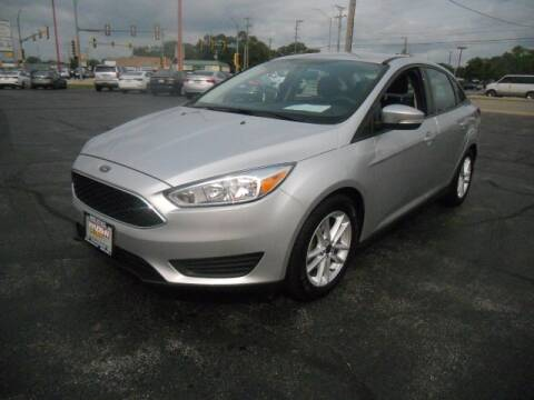2016 Ford Focus for sale at Windsor Auto Sales in Loves Park IL