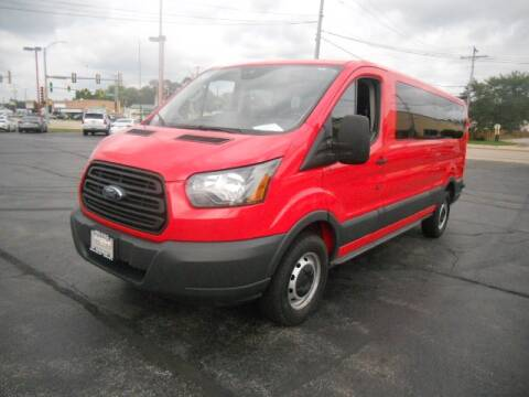 2016 Ford Transit Passenger for sale at Windsor Auto Sales in Loves Park IL