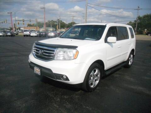 2013 Honda Pilot for sale at Windsor Auto Sales in Loves Park IL