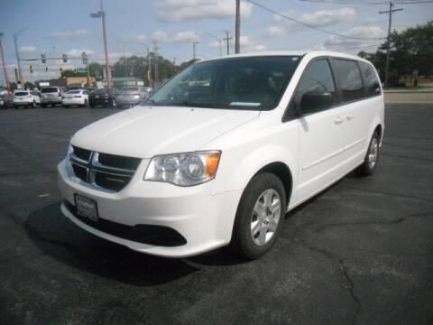 2011 Dodge Grand Caravan for sale at Windsor Auto Sales in Loves Park IL