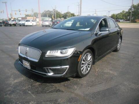 2017 Lincoln MKZ for sale at Windsor Auto Sales in Loves Park IL