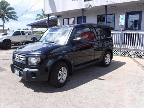 2008 Honda Element for sale in Kapaa, HI