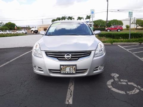 2011 Nissan Altima for sale in Kapaa, HI